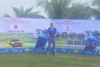 """Các hình ảnh Giải Golf """" Đường đến thị trường APEC"""""""